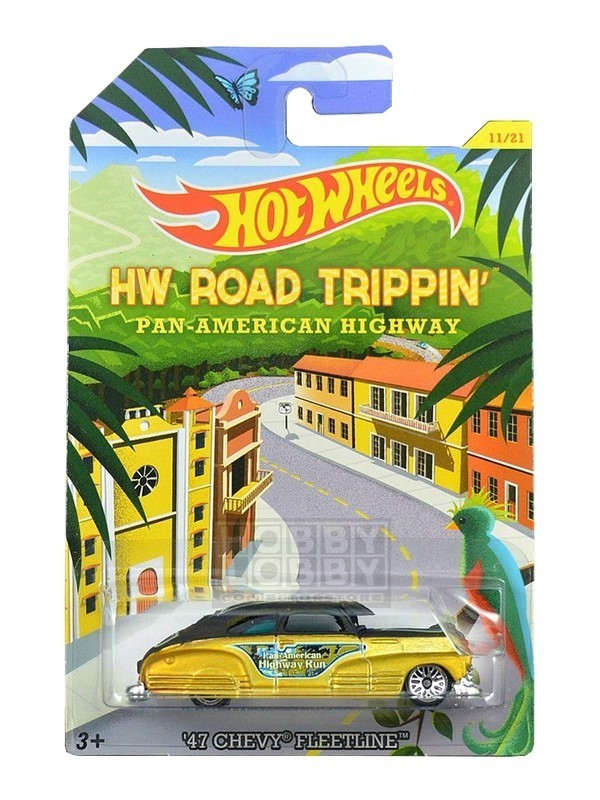 Hot Wheels - Road Trippin' - ´47 Chevy Fleetline