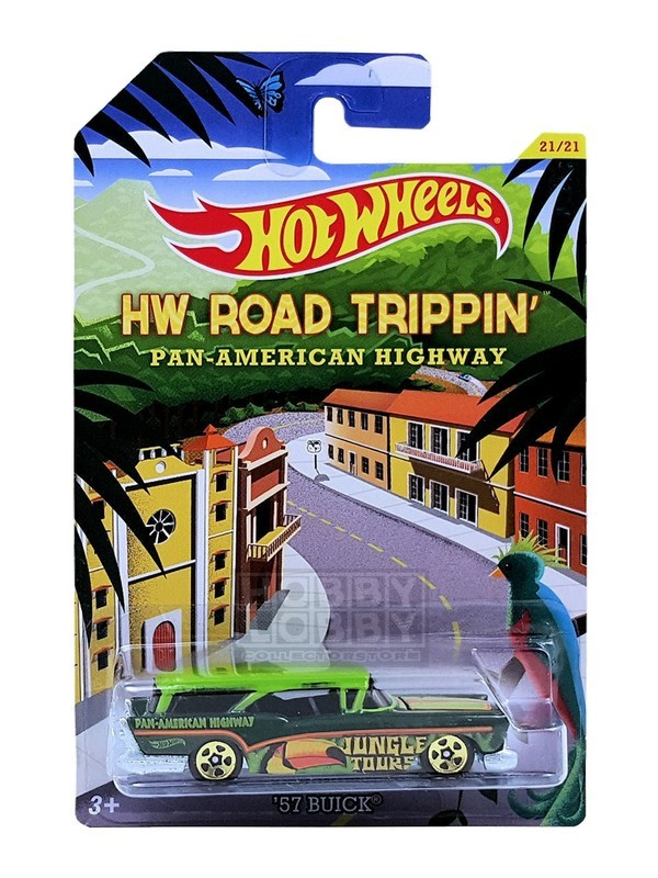 Hot Wheels - Road Trippin' - ´57 Buick