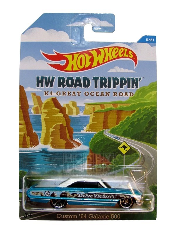 Hot Wheels - Road Trippin' - Custom ´64 Galaxie 500