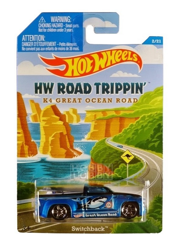 Hot Wheels - Road Trippin´ - Switchback  - Hobby Lobby CollectorStore