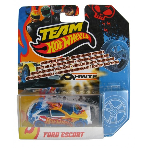 Hot Wheels - Team - Ford Escort