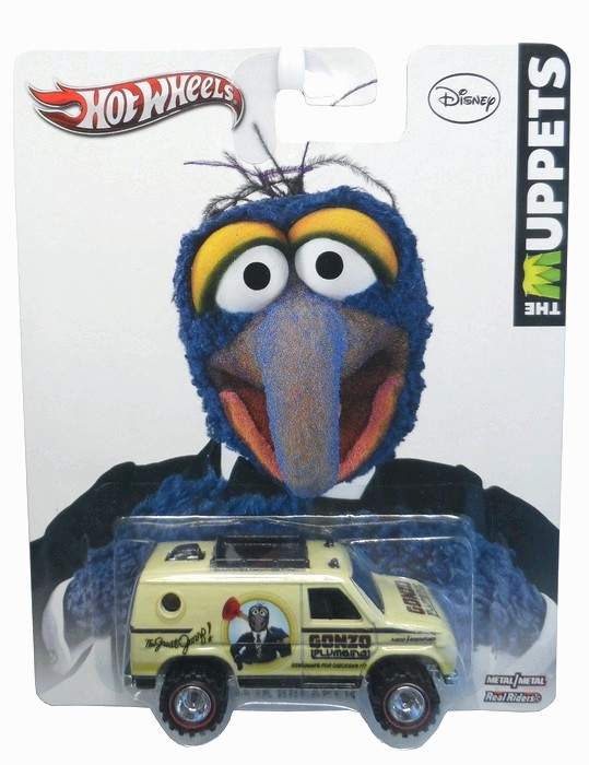Hot Wheels - Culture Pop - The Muppets - Baja Breaker
