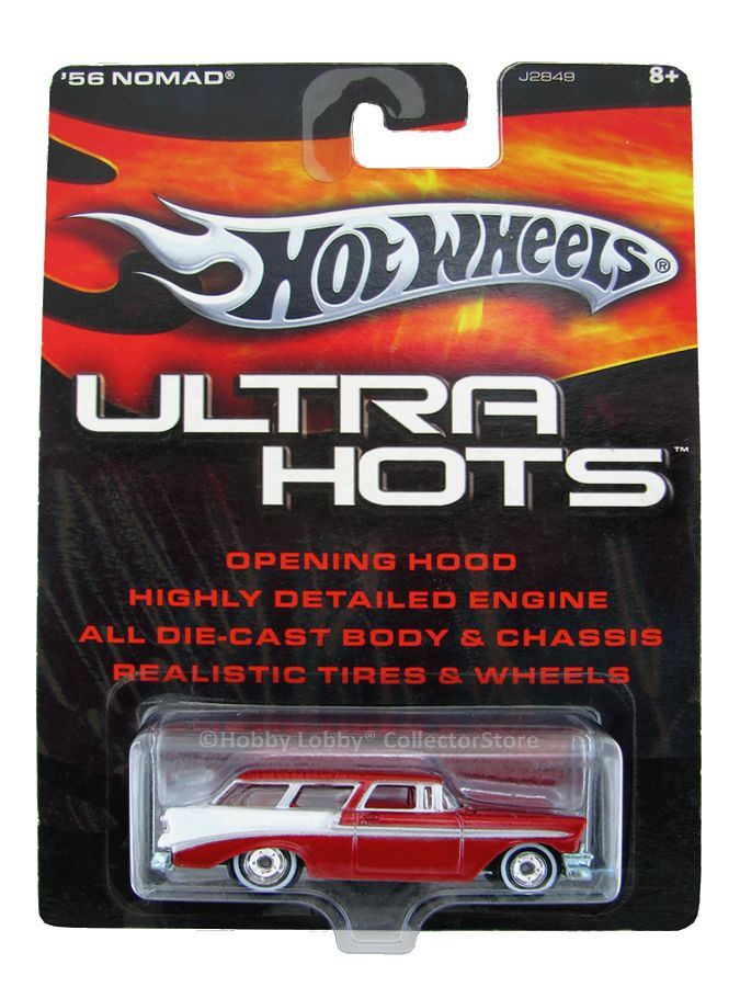 Hot Wheels - Ultra Hots - ´56 Nomad - Hobby Lobby CollectorStore