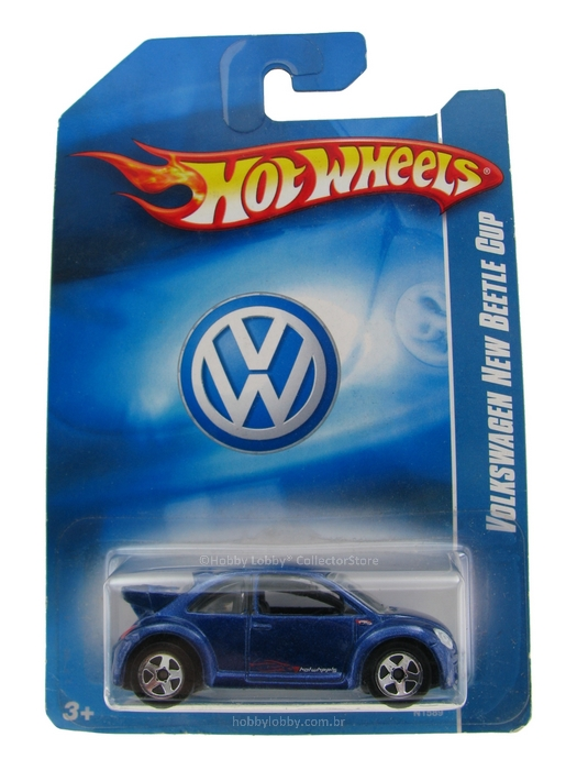 Hot Wheels - Volkswagen New Beetle Cup