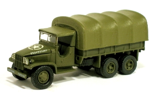 Johnny Lightning - Battle of the Bulge - WWII CCKW 6X6 GMC Truck