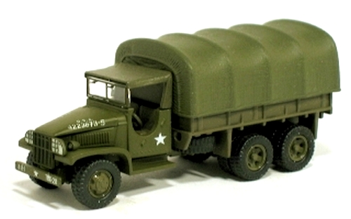 Johnny Lightning - D-Day - Invasion of Normandy - WWII CCKW 6X6 GMC Truck