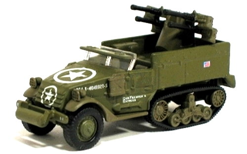 Johnny Lightning - D-Day - Invasion of Normandy - WWII M2 Half Track
