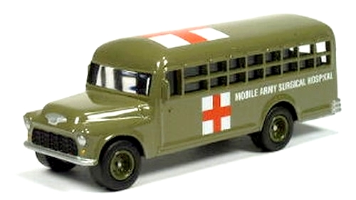 Johnny Lightning - Lightning Brigade - WWII Mobile Army Surgical Hospital  - Hobby Lobby CollectorStore