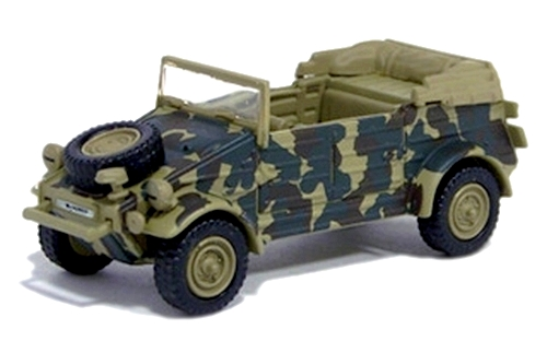 Johnny Lightning - Military Muscle - Kubelwagen  - Hobby Lobby CollectorStore