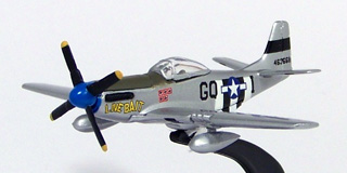 Johnny Lightning - Military Muscle - mmr2s3p-51d  - Hobby Lobby CollectorStore