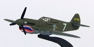 Johnny Lightning - Military Muscle - Vought F4U-1A Corsair e Curtiss  P-40E WarHawk  - Hobby Lobby CollectorStore
