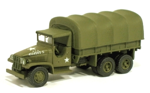 Johnny Lightning - Pearl Harbor - CCKW 6x6 Troop Carrier
