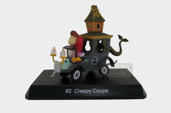 Konami - Wacky Races - Coleção Completa  - Hobby Lobby CollectorStore