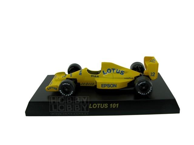 Kyosho - Classic Team Lotus - Lotus 101  - Hobby Lobby CollectorStore