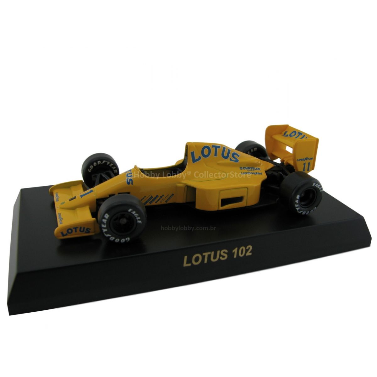 Kyosho - Classic Team Lotus - Lotus 102  - Hobby Lobby CollectorStore