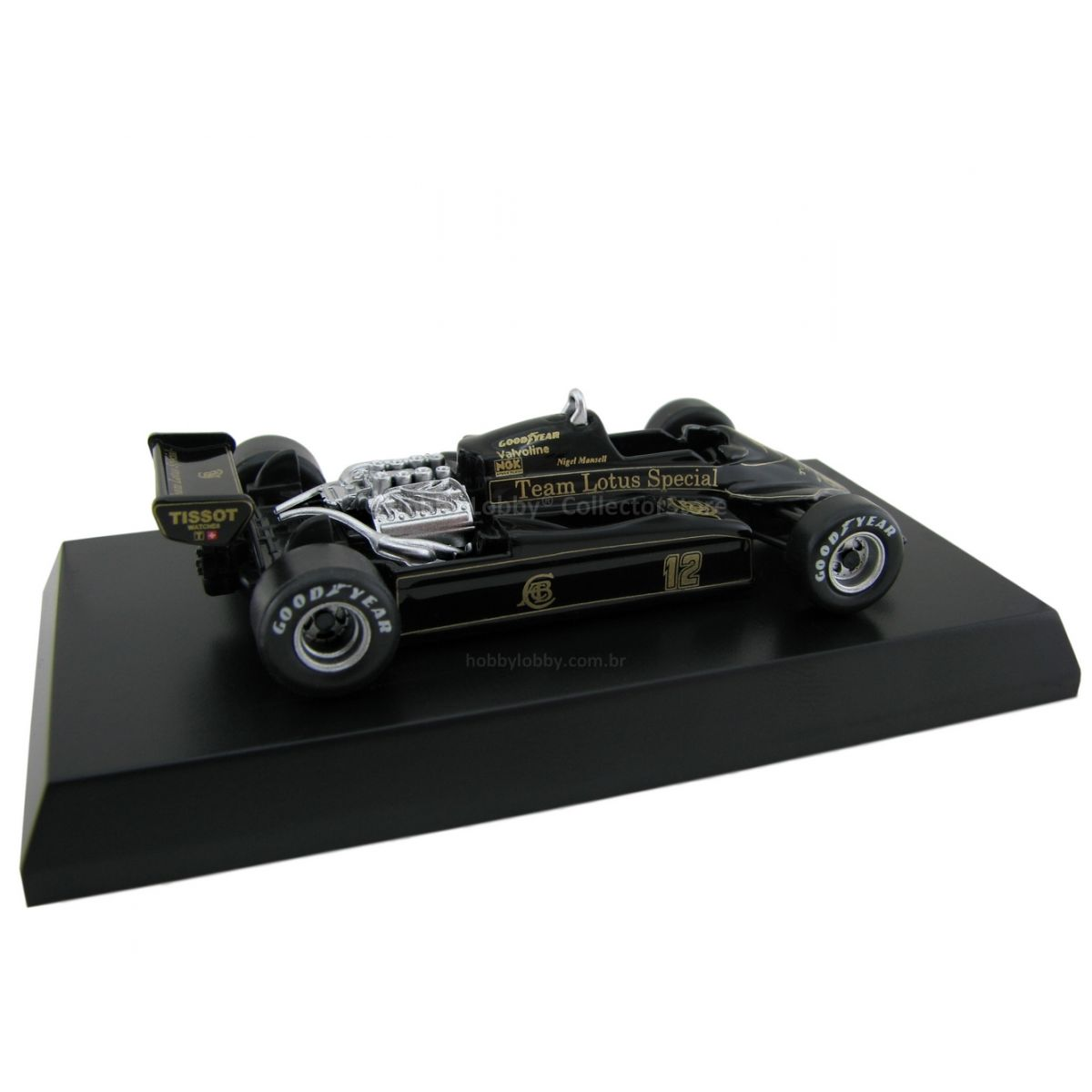 Kyosho - Classic Team Lotus - Lotus 91  - Hobby Lobby CollectorStore
