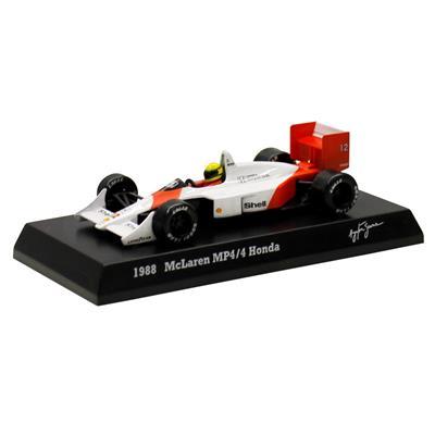 Kyosho - Coleção Ayrton Senna  - 1988 - McLaren MP4/4 Honda