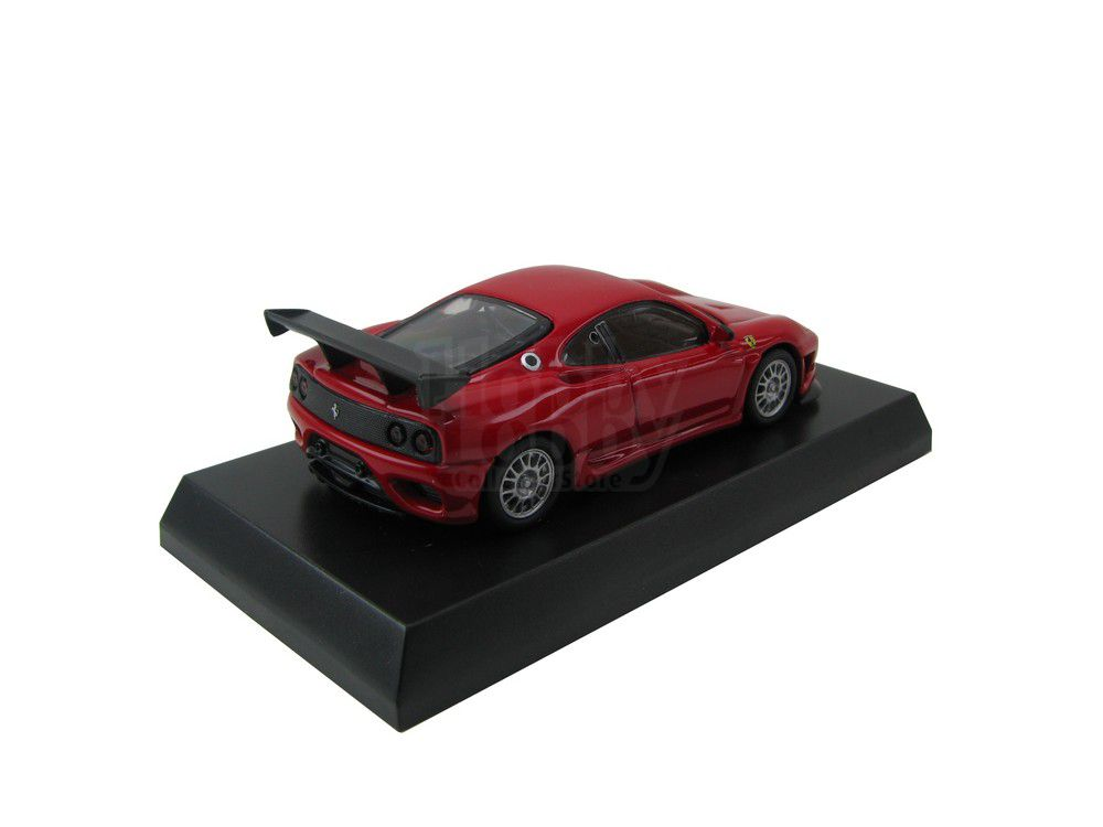 Kyosho - Ferrari Minicar Collection IV - Ferrari 360 GTC [vermelha]  - Hobby Lobby CollectorStore