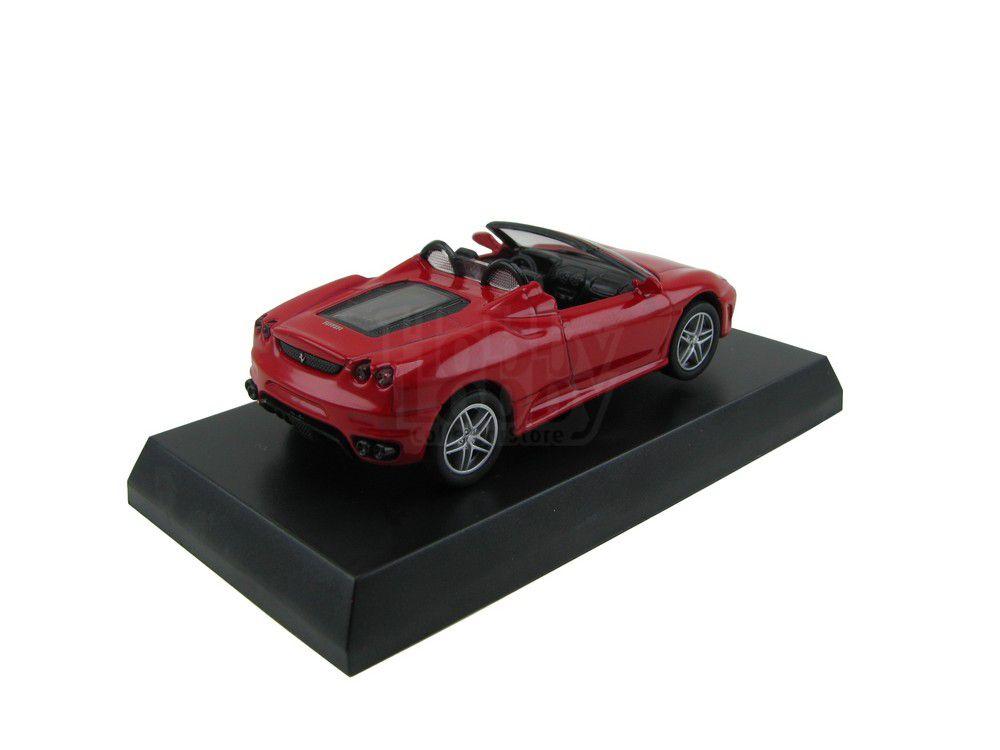 Kyosho - Ferrari Minicar Collection V - Ferrari F430 Spider [vermelha]  - Hobby Lobby CollectorStore
