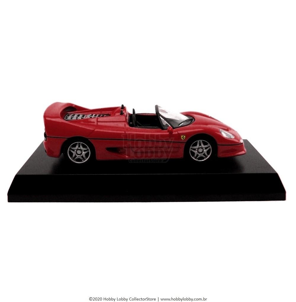 Kyosho - Ferrari Minicar Collection V - Ferrari F50 Spider [vermelha]  - Hobby Lobby CollectorStore