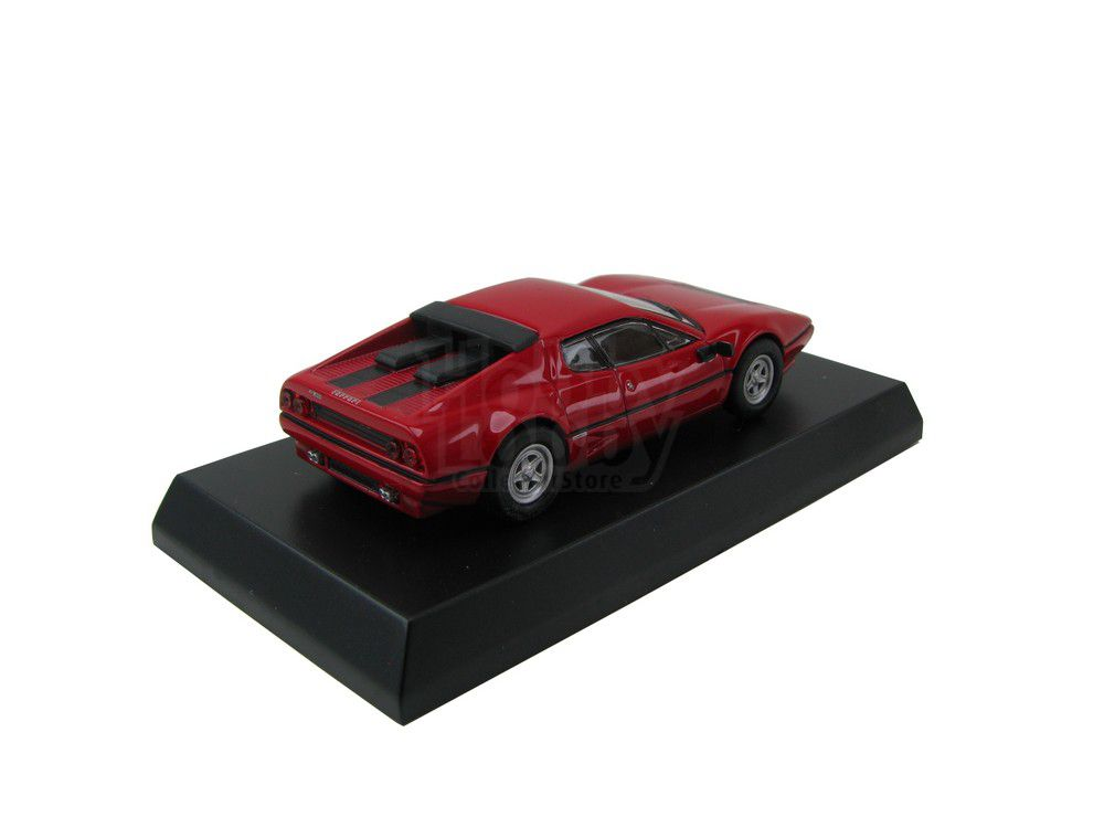 Kyosho - Ferrari Minicar Collection VI - Ferrari 512 BBi [vermelha]  - Hobby Lobby CollectorStore
