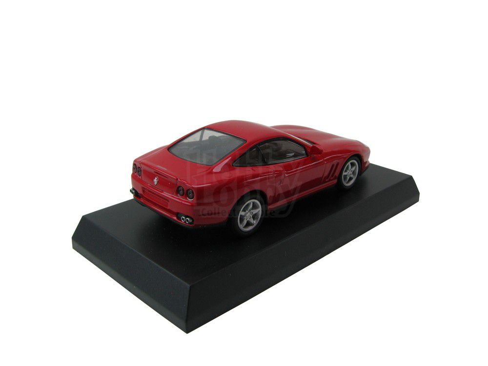 Kyosho - Ferrari Minicar Collection VI - Ferrari 550 Maranello [vermelha]  - Hobby Lobby CollectorStore