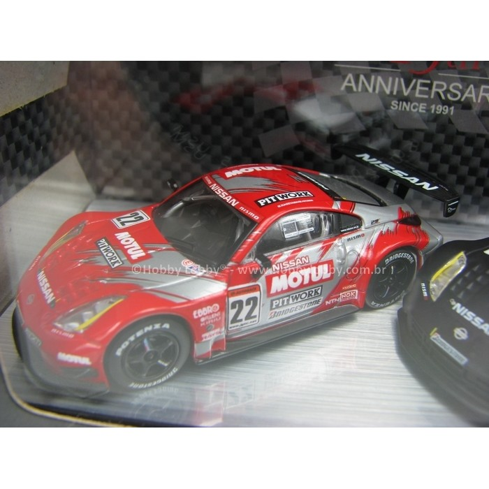 Kyosho - Motul Pitwork Z 2004 & Test Car  - Hobby Lobby CollectorStore