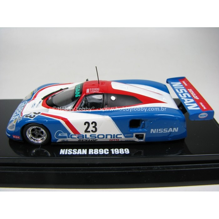 Kyosho - Beads Collection - Nissan R89C - 1989  - Hobby Lobby CollectorStore