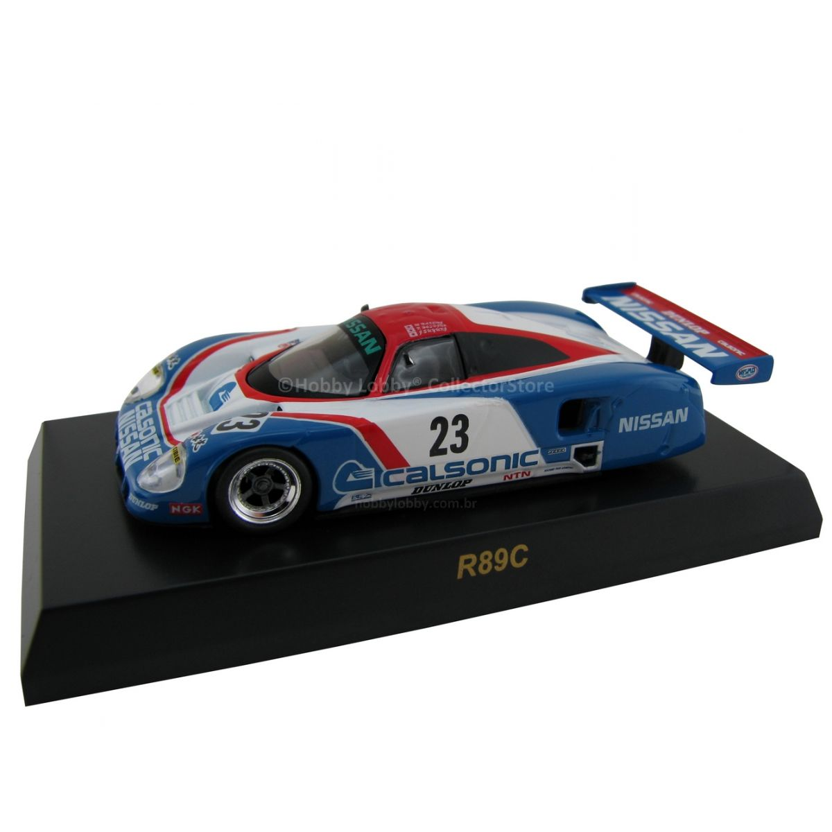 Kyosho - Nissan Racing Car - Nissan R89C