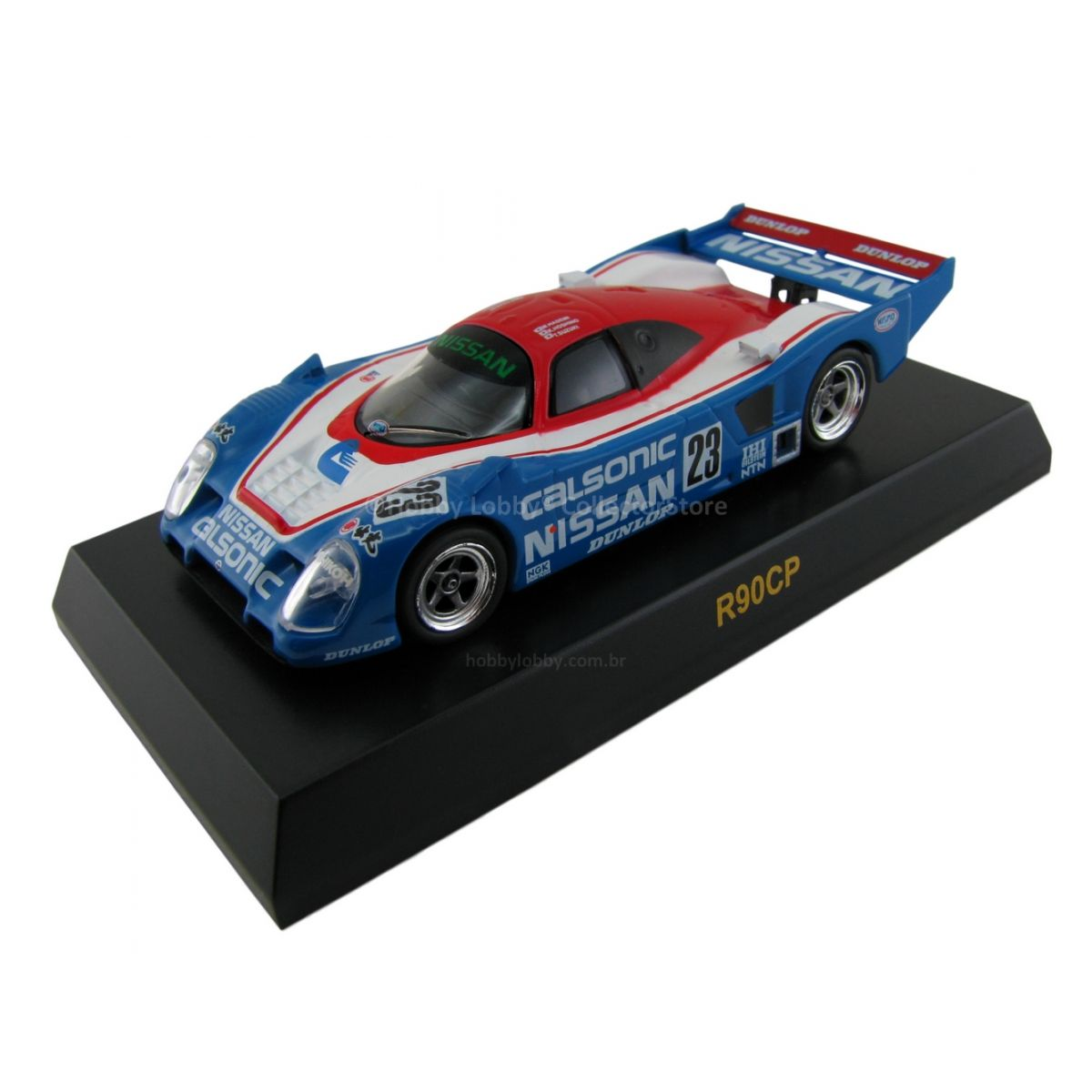 Kyosho - Nissan Racing Car - Nissan R90CP