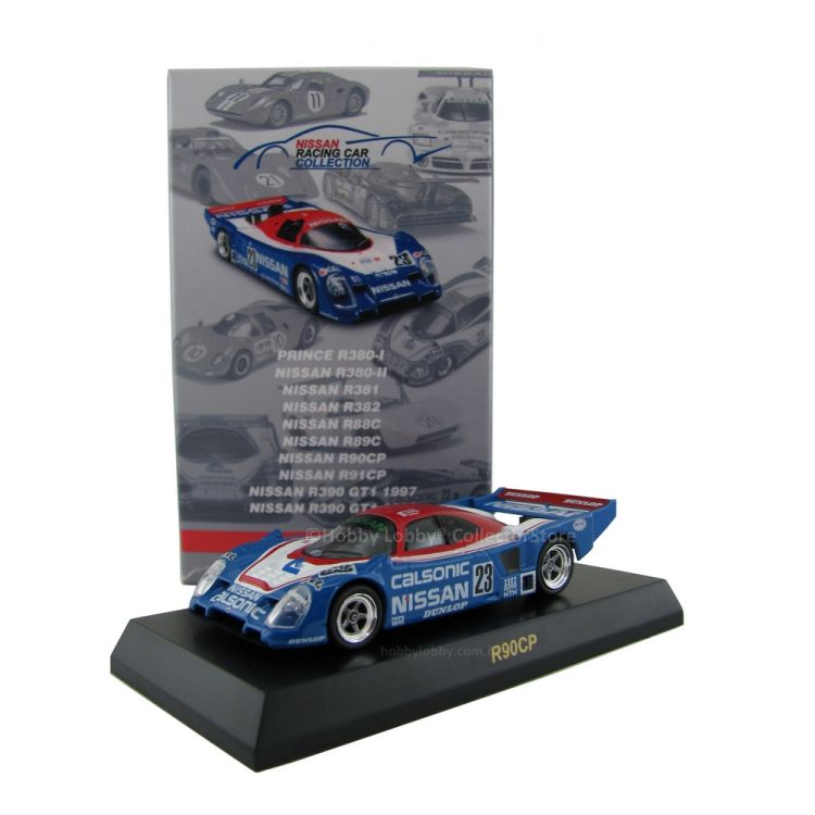 Kyosho - Nissan Racing Car - Nissan R90CP  - Hobby Lobby CollectorStore