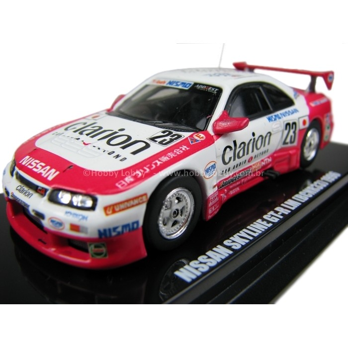 Kyosho - Beads Collection - Nissan Skyline GT-R LM (BCNR330) 1996