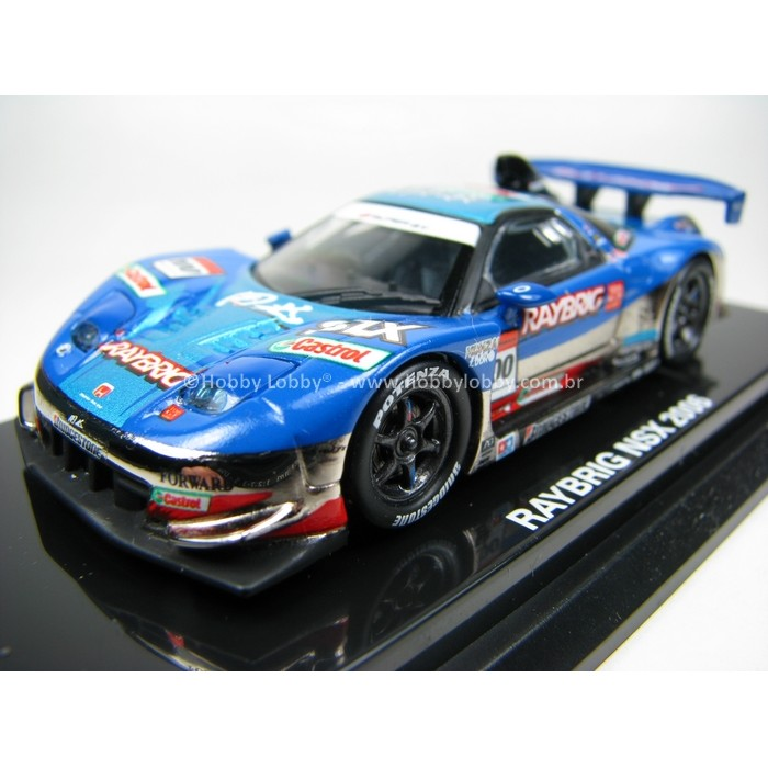Kyosho - Beads Collection - Raybrig NSX 2006