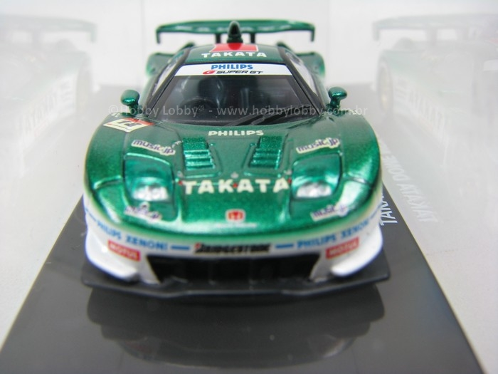 Kyosho - Beads Collection - Takata Dome NSX 2006  - Hobby Lobby CollectorStore