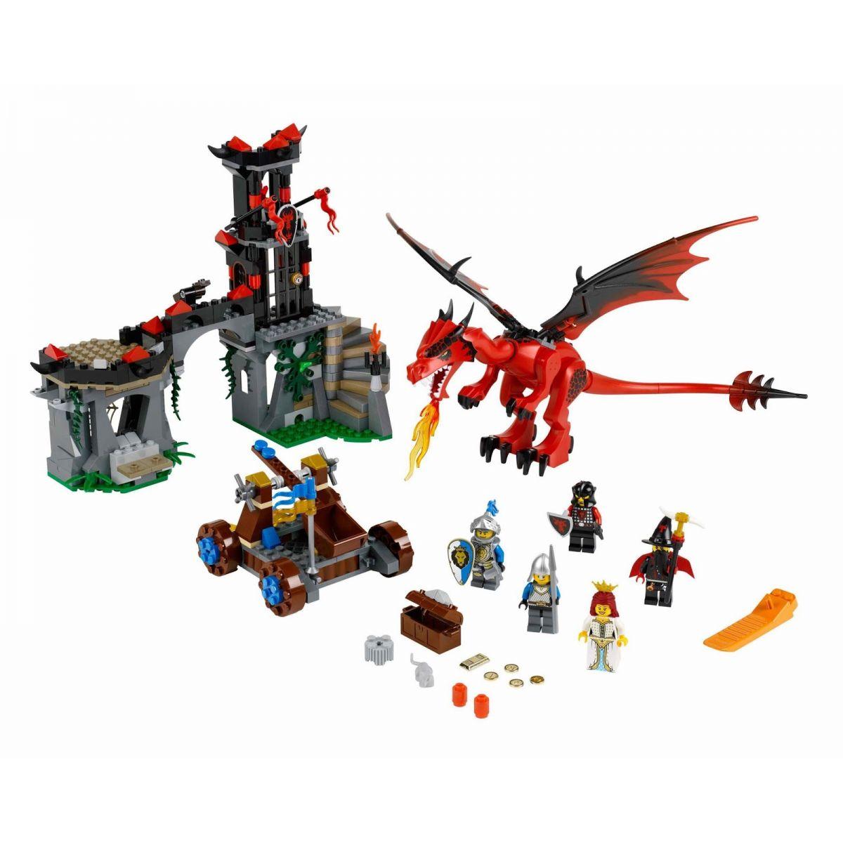Lego Castle - Montanha do Dragão - Ref.:70403  - Hobby Lobby CollectorStore