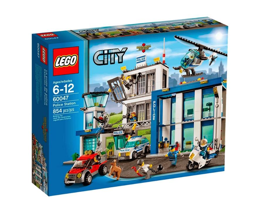 Lego City - Distrito Policial - Ref: 60047