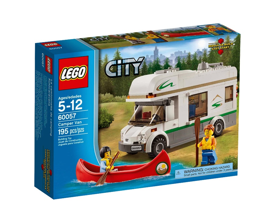 Lego City - Trailer - Ref: 60057
