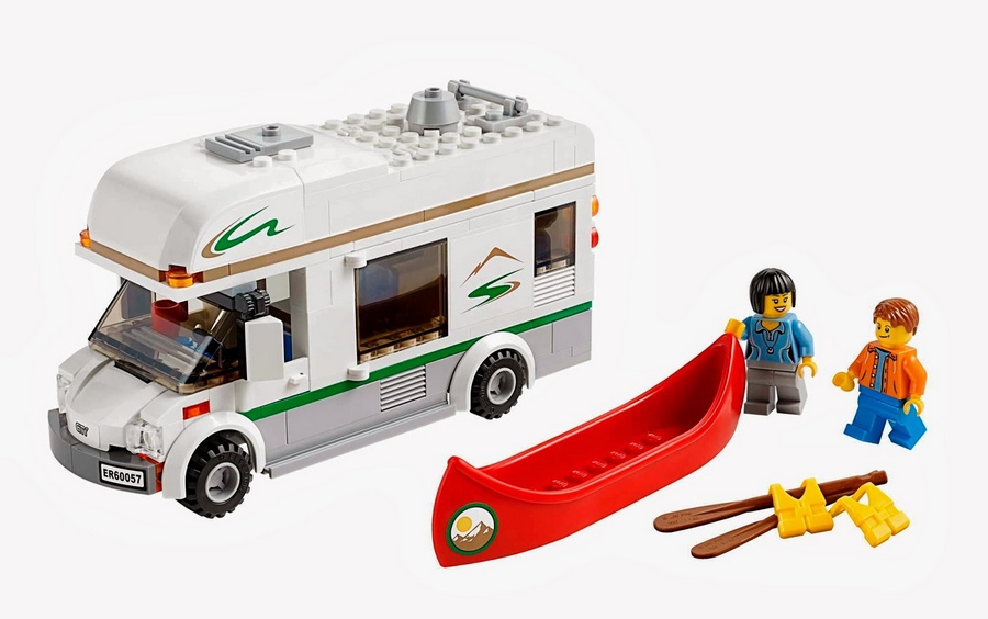 Lego City - Trailer - Ref: 60057  - Hobby Lobby CollectorStore