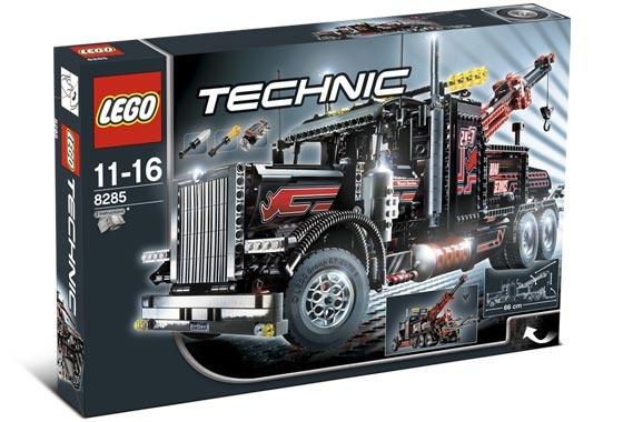 Lego Techinics - Tow Truck - Ref.:8285