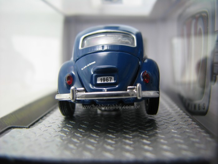 M2 Machines - 1967 VW Beetle DeLuxe European Model  - Hobby Lobby CollectorStore