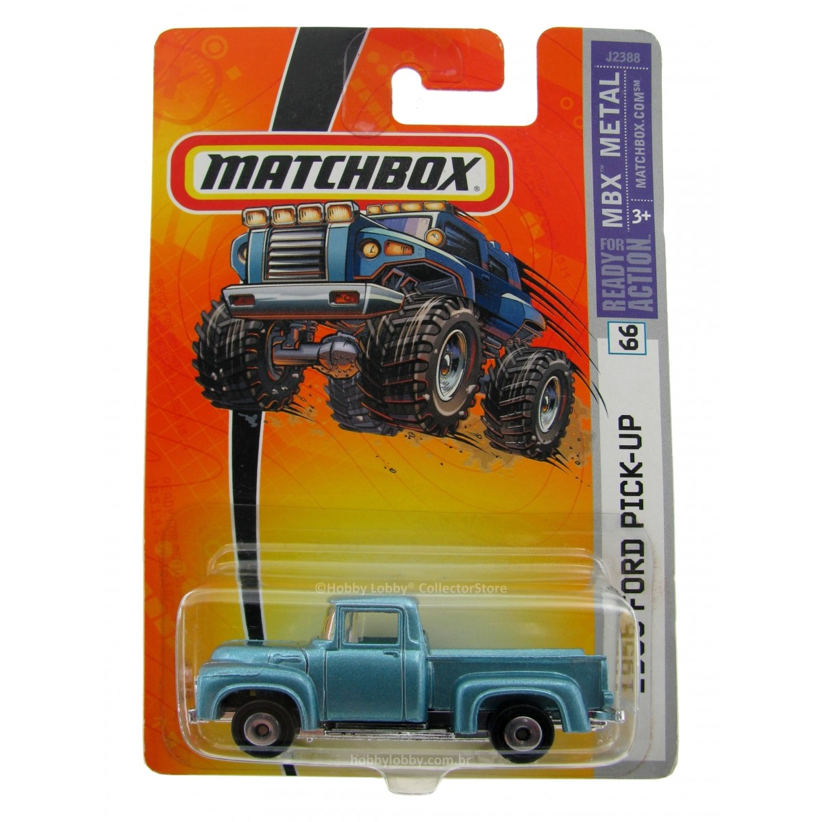 Matchbox - Coleção 2006 - 1956 Ford Pick-up  - Hobby Lobby CollectorStore