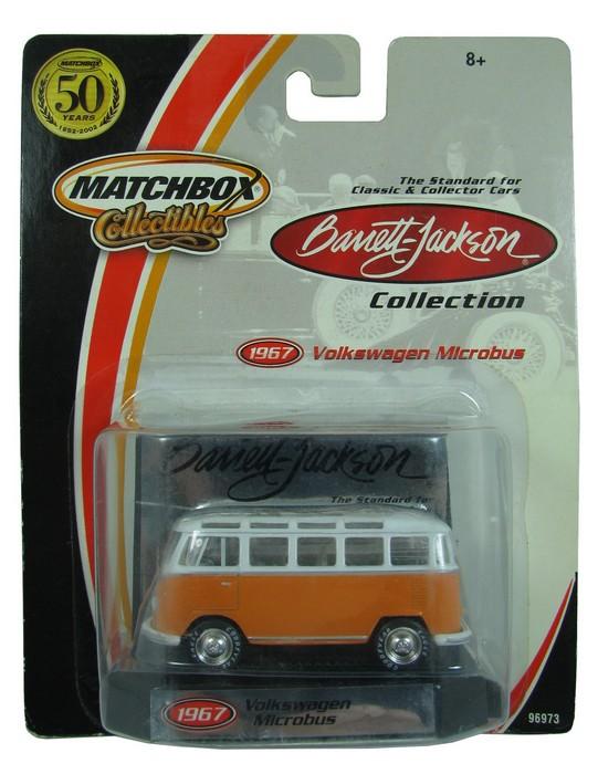Matchbox - 1967 Volkswagen Microbus