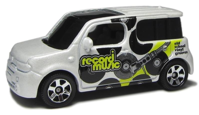 Matchbox - Coleção 2012 - Nissan Cube  - Hobby Lobby CollectorStore