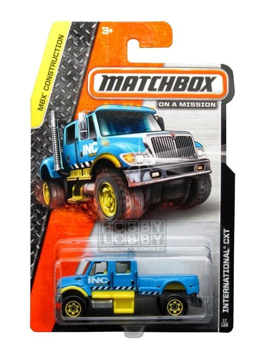 Matchbox - Coleção 2014 - International CXT