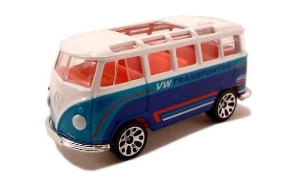 Matchbox - Coleção 2001 - VW Transporter  - Hobby Lobby CollectorStore
