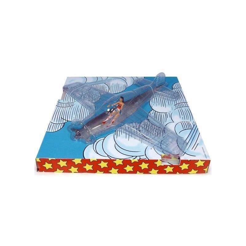 Mattel - Mulher Maravilha Golden Age com Avião Invisível CCXP/SDCC  - Hobby Lobby CollectorStore