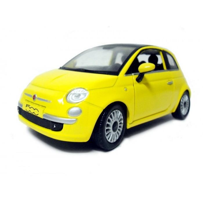 NewRay - Fiat 500 [amarelo]  - Hobby Lobby CollectorStore