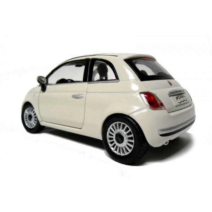 NewRay - Fiat 500 [branco]  - Hobby Lobby CollectorStore