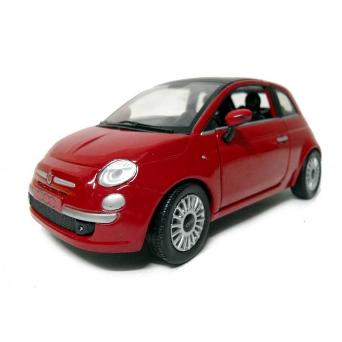 NewRay - Fiat 500 [vermelho]  - Hobby Lobby CollectorStore