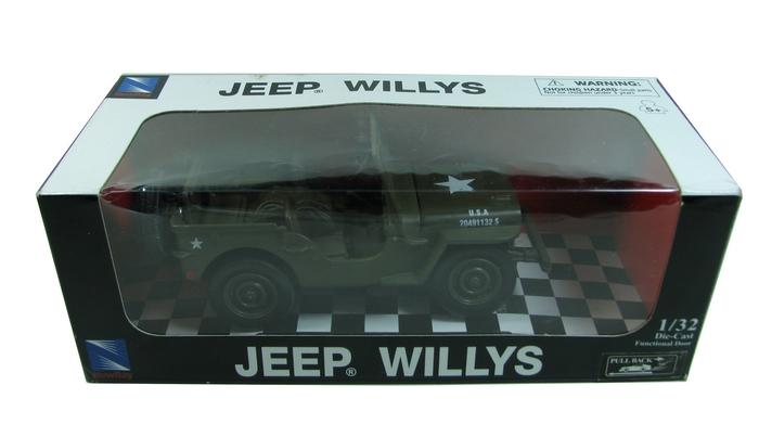 NewRay - Jeep Willys